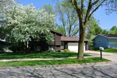 Madison WI Single Family Home For Sale: $210,000