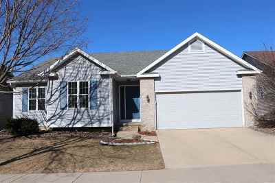 Madison Single Family Home For Sale: 5417 Park Meadow Dr
