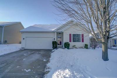 Verona WI Single Family Home For Sale: $295,000