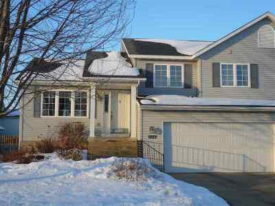 Single Family Home For Sale: 1022 St. Albert The Great Dr