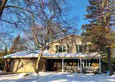 Madison WI Single Family Home For Sale: $410,000