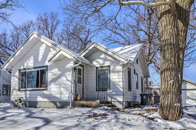 Madison Single Family Home For Sale: 3342 Ridgeway Ave