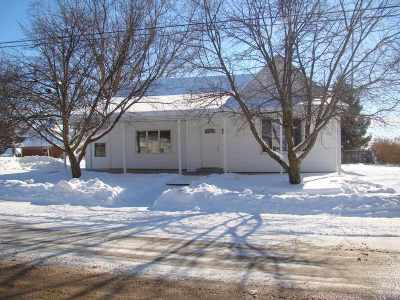 Iowa County Single Family Home For Sale: 619 Welch St