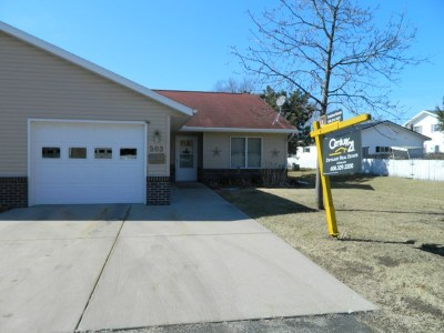 Evansville Condo/Townhouse For Sale: 503 Golden Grove Dr