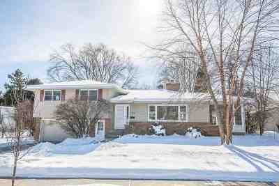 Madison Single Family Home For Sale: 4309 Odana Rd