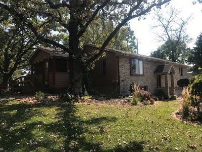 Rock County Single Family Home For Sale: 6010 W County Road M