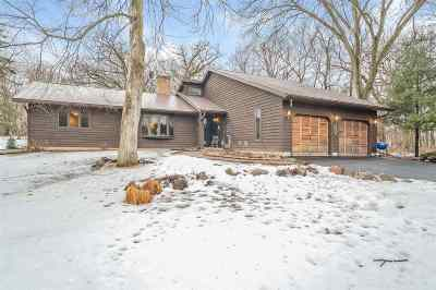 Marshall Single Family Home For Sale: 5363 County Road Tt