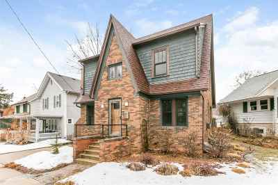 Madison WI Single Family Home For Sale: $560,000