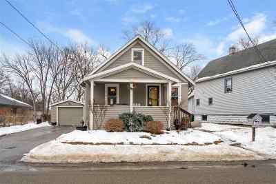 Madison Single Family Home For Sale: 321 Powers Ave