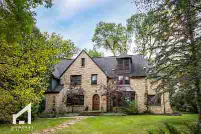 Madison WI Single Family Home For Sale: $1,200,000