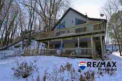 Sauk County Single Family Home For Sale: S1248 W Redstone Dr