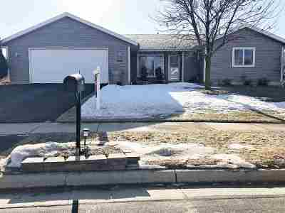 Madison Single Family Home For Sale: 6409 Dylyn Dr