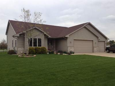 Sun Prairie WI Single Family Home For Sale: $439,900