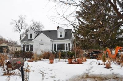 Madison WI Single Family Home For Sale: $207,500