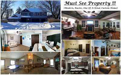 Dodgeville Single Family Home For Sale: 405 W North St