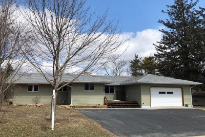 Dodgeville Single Family Home For Sale: 406 W North St