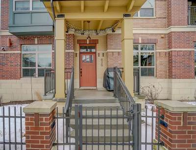 Madison WI Condo/Townhouse For Sale: $310,000