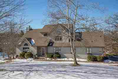 Mount Horeb WI Single Family Home For Sale: $360,000
