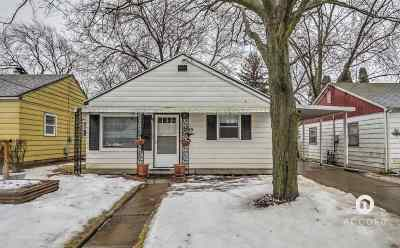 Madison WI Single Family Home For Sale: $134,900