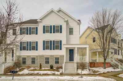 Sun Prairie Condo/Townhouse For Sale: 3115 Prospect Dr