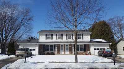 Madison Multi Family Home For Sale: 3118/3120 Churchill Dr.