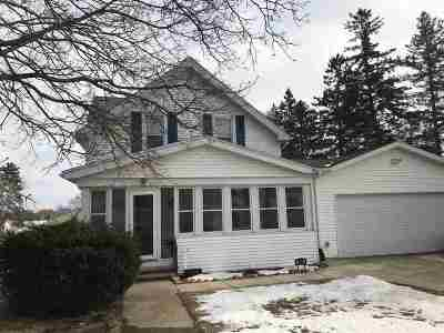 Deforest Single Family Home For Sale: 409 S Main St