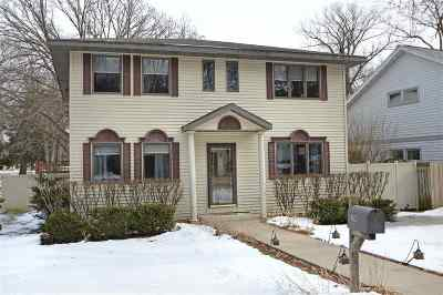 McFarland WI Single Family Home For Sale: $399,900
