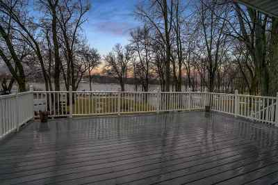 Rock County Single Family Home For Sale: 1630 E Road 8