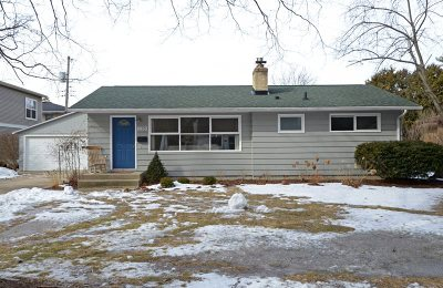 Madison WI Single Family Home For Sale: $385,000