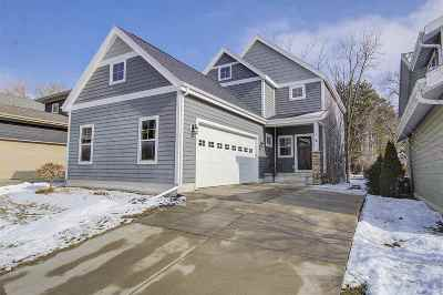 Verona WI Single Family Home For Sale: $399,900