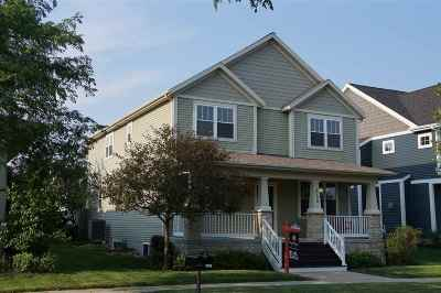 Sun Prairie WI Single Family Home For Sale: $394,900