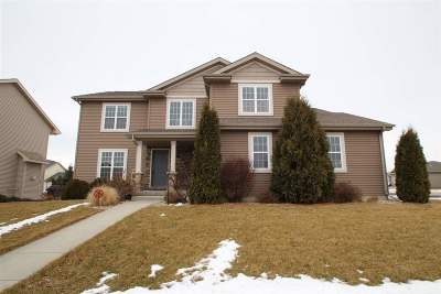 Verona WI Single Family Home For Sale: $400,000