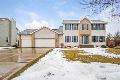 Sun Prairie WI Single Family Home For Sale: $350,000
