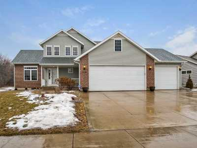 Sun Prairie WI Single Family Home For Sale: $387,900