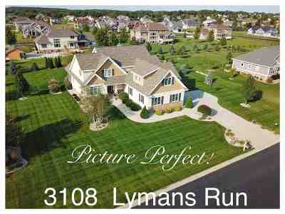 Sun Prairie Single Family Home For Sale: 3108 Lymans Run