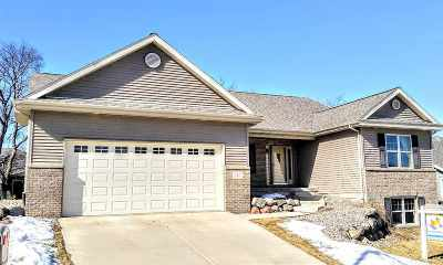 Madison WI Single Family Home For Sale: $364,900