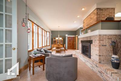 Madison Single Family Home For Sale: 1105 Dartmouth Rd