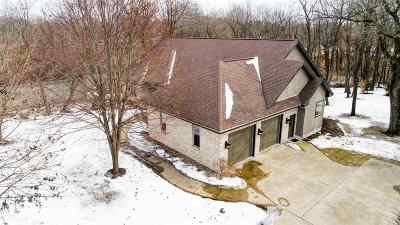 Waunakee Single Family Home For Sale: 5613 Cobblestone Ln
