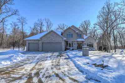 Marshall WI Single Family Home Sold: $585,000
