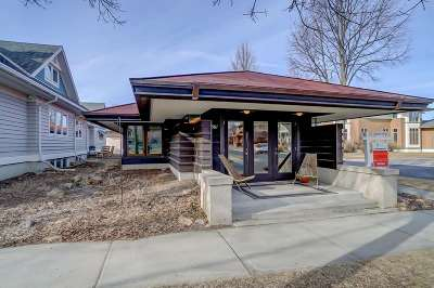 Middleton Single Family Home For Sale: 3501 Strawberry Loop