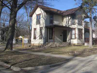 Evansville Single Family Home For Sale: 54 N 2nd St