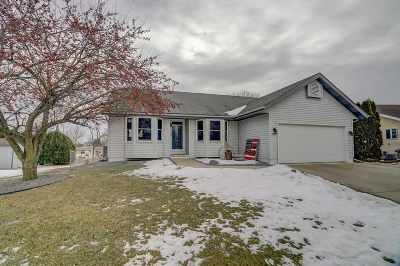 Deforest Single Family Home For Sale: 307 Scott Dr