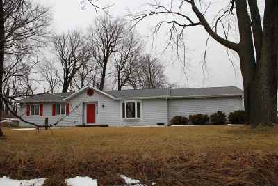 Verona Single Family Home For Sale: 7564 County Road Pd