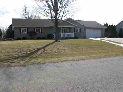 Beloit Single Family Home For Sale: 1502 E Williams Dr