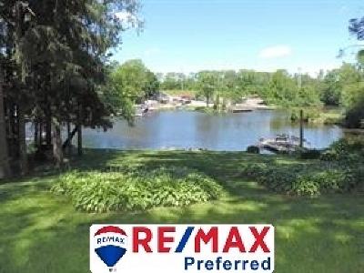 Sauk County Single Family Home For Sale: S7560b Walleye Ln