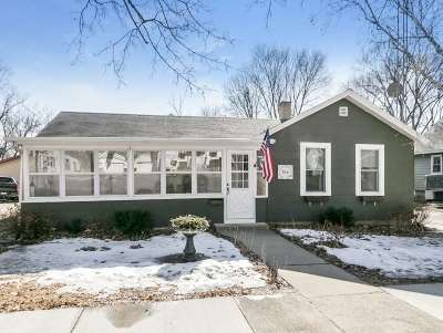 Columbia County Single Family Home For Sale: 518 W Pleasant St