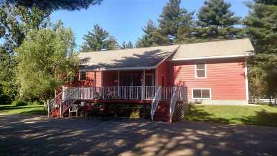 Sauk County Single Family Home For Sale: E2839 Branch Tr