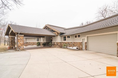Waunakee Single Family Home For Sale: 5555 Polo Ridge