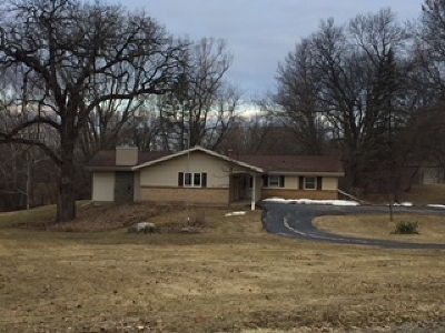 Jefferson County Single Family Home For Sale: N4505 Park Rd