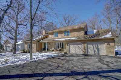 Deforest Single Family Home For Sale: 6577 Forest Park Dr